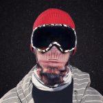Chimp Ski Mask HD