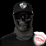 Tactical Grey Skull