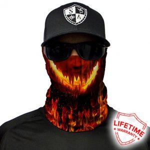 Ablaze maska