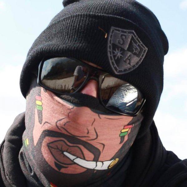Rasta maska